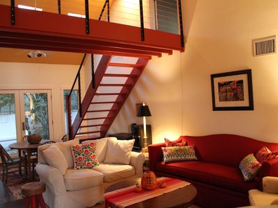 Photo for The Red Stair - Spacious - Clean - Just Blocks From Main - Sleeps 8