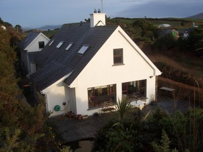 Photo for Luxurious/spacious fully equipped 4 bedroom cottage metres from sea.