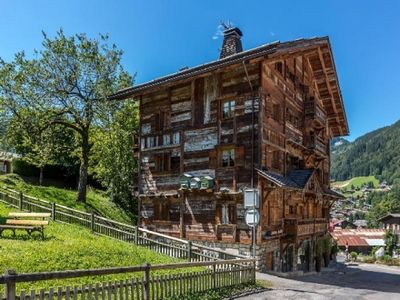 Photo for Apartment La Clusaz, 5 bedrooms, 10 persons