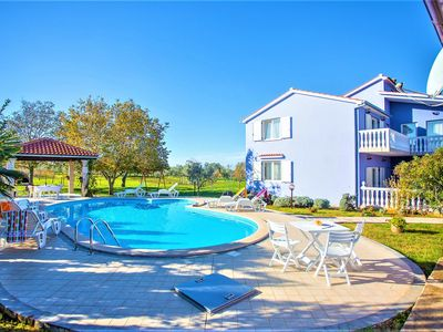 Photo for Apartment Complex Valtura mit Pool / Apartment Nina A4  with Pool View