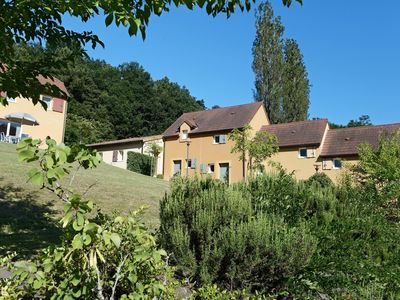 Photo for Spacious terraced maisonette in picturesque Sarlat