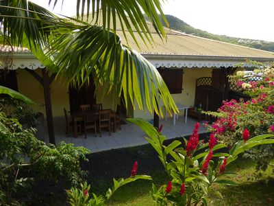 Photo for Villa with pool, close to the Caribbean Sea