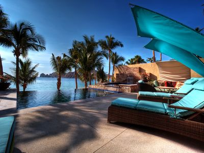 Photo for Casa Cuvée · Medano Beachfront | Chic Luxury 4BR | Cabo San Lucas