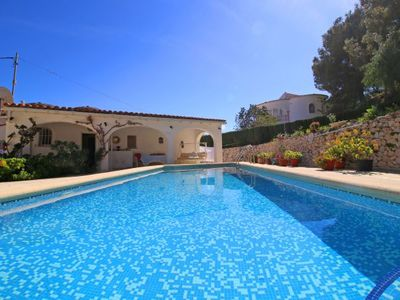 Photo for 2 bedroom Villa, sleeps 5 with Pool, Air Con and WiFi