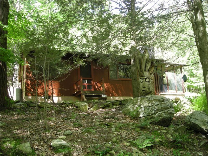 Rustic cabin in thurmont md vrbo for Ski liberty cabin rentals