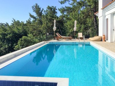 Photo for For a peaceful and secluded holiday head to two-bedroomed villa Incir Evi near Marmaris in Turkey. I