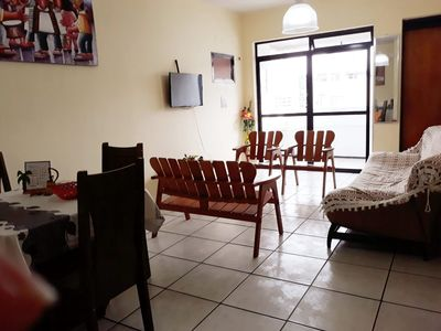 Photo for Comfortable and modest apartment in Iracema / Meireles Beaches - Fortaleza, Ce
