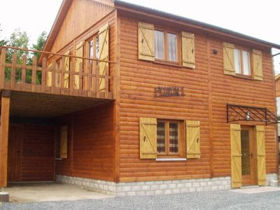 Photo for Cozy Holiday Home in La Roche-en-Ardenne with Sauna