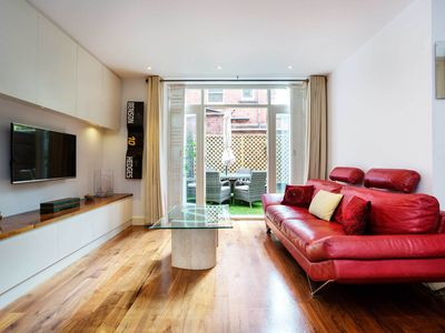 Photo for One bedroom apartment located in popular North London (Veeve)