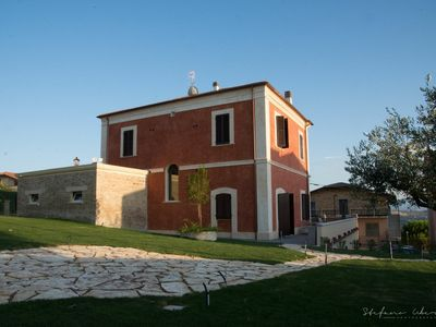 Photo for VILLA LIBERTY OF HISTORICAL INTEREST AND LANDSCAPE