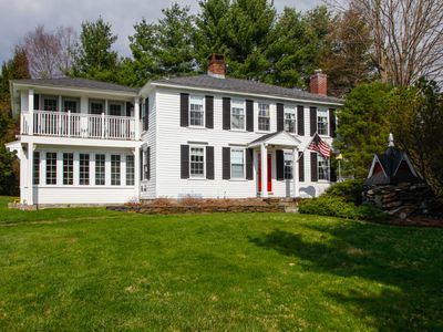 Photo for Historic Colonial by Gardens / Tanglewood - *Pets Considered*