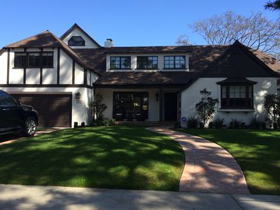 Photo for Elegant Tudor-Style 6 BR Home In Coronado - Perfect for Large Families