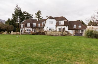 Photo for Historic Sunningdale Mansion Exclusive Stays, with Gym, pool complex.