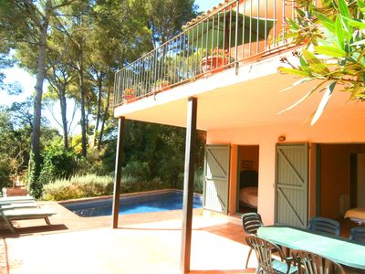 Photo for Nice house in Llafranc, private pool.