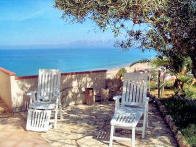 Photo for Holiday apartment Castellammare del Golfo for 2 - 4 persons with 2 bedrooms - Holiday house