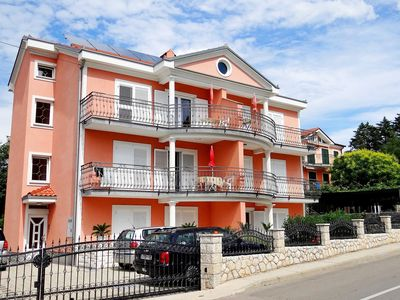 Photo for Apartments Marica, (15802), Malinska, island of Krk, Croatia