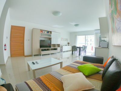 Photo for М2 Brand New, Very Bright Apartment 5 Min Away From Famous Malta's Seafront!