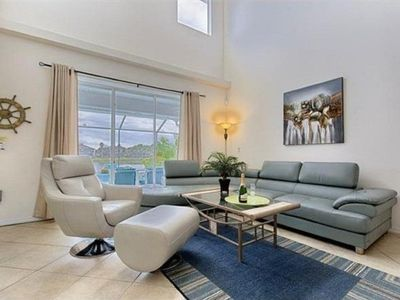 Photo for Spacious 4 bedroom home located inside of an amenity-rich facility