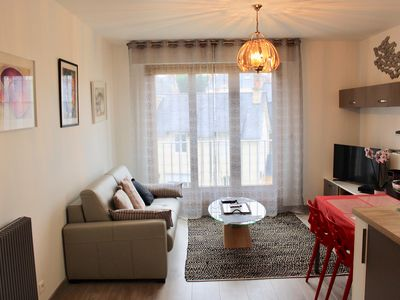 Photo for TOURISTIC FURNISHED CLASS 4 STARS 2018 - ALL COMFORT - 45 m² 2 rooms