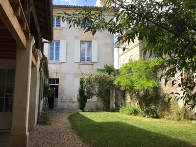 Photo for 3 large rooms in the heart of Cognac