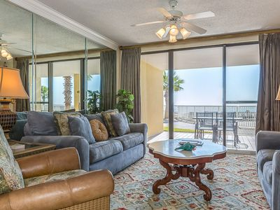 Photo for HAVE A BALL with Kaiser in Summer House #103A: 3 BR/2 BA Condo in Orange Beach Sleeps 10