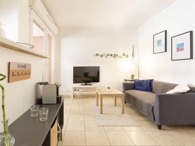 Photo for 1 bedroom apartment in Antibes center