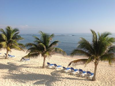 Photo for Beachfront 2 Bedroom Condo With Magnificent Caribbean View!