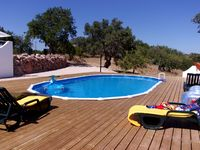 A great place to stay in a quiet area of Portugal in easy driving distance of Silves