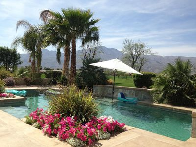 Photo for Peacefulness & Pure Privacy @ PGA West La Quinta-Weiskopf! MOUNTAIN VIEWS! Sun!!
