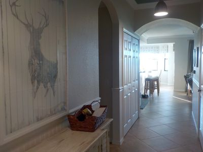 Photo for Beautiful 1st floor condo on 1st green