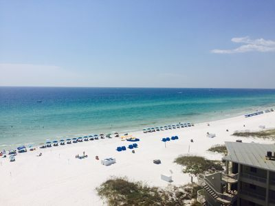 Photo for SUNDESTIN BEACH RESORT BEACHFRONT, AMAZING OCEAN VIEWS!!