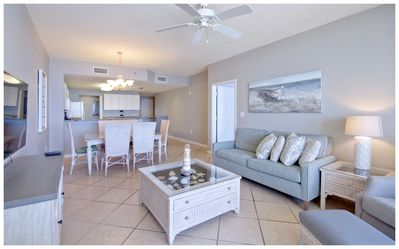 Photo for Updated and comfortable family-friendly condo at full-service Beach Club Resort