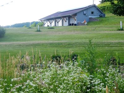"""Coulee Region beauty-""""coulee"""" to describe valleys that dissect verdant ridgetops"""