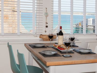 Photo for The Loft - Seaview Apartment 50m From The Harbour
