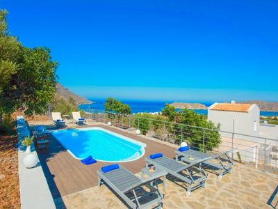 Photo for Vacation home Venus in Elounda - 5 persons, 2 bedrooms