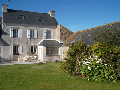 Photo for 5BR House Vacation Rental in Plouguin, Bretagne