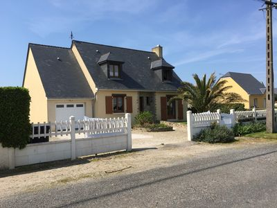 Photo for 3BR Lodge Vacation Rental in Surtainville, Normandie