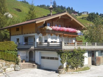 Photo for Holiday home with idyllic, sunny location in the beautiful mountains