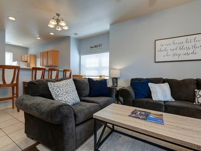 Photo for Peaceful Private Pet-Friendly Condo w/ Indoor Pool, 3 minutes to SDC