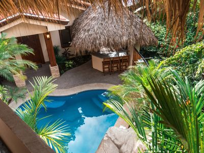 Photo for NEW Villa w/ Salt Water Heart Shaped Pool- Waterfall & LED multi-colored lights