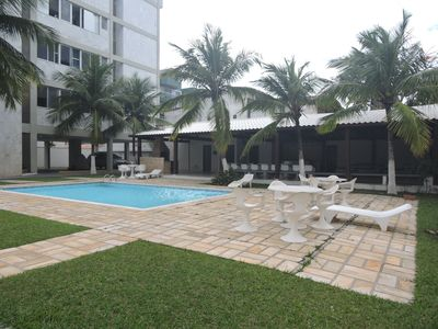 Photo for Cover with 05 quarters (1 suite) in Praia do Forte