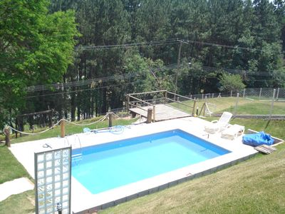 Photo for Villa with pool and BBQ in Gated Community
