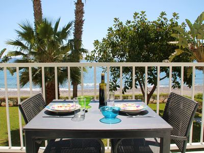 Photo for 1031 Apartment Jardines del Mar - Apartment for 6 people in Torrox Costa