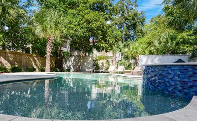 Photo for Home with Pool + Hot Tub - Downtown Charleston!