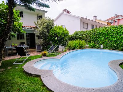 Photo for Casa do Castro @ Charming House with Private Pool