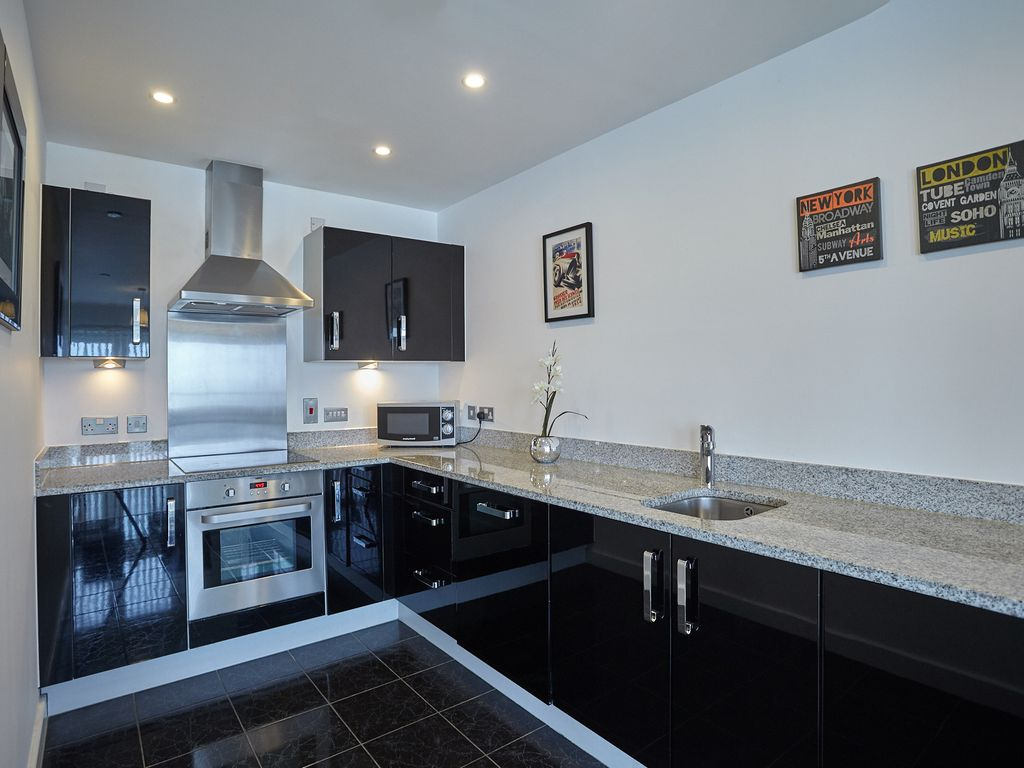 Luxury two and three bedroom apartments HomeAway London