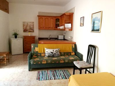 Photo for Homerez last minute deal - Beautiful studio with terrace