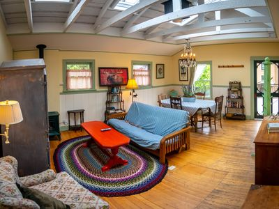 Photo for Historic Moose Lodge, Pet & Family Friendly Sleeps 6 in Heart of Astoria Oregon