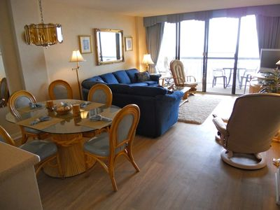 Photo for Shoreham Towers - Oceanfront Condo, Beautiful Views