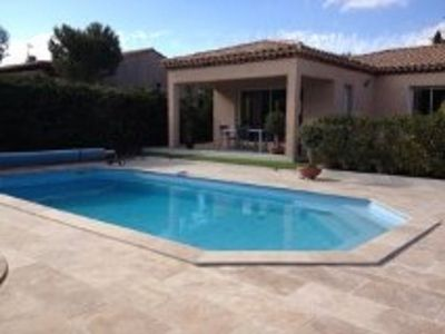 Photo for villa with south facing pool and terrace